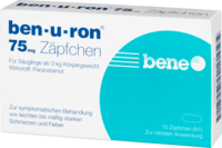 BEN-U-RON 75 mg Suppositorien